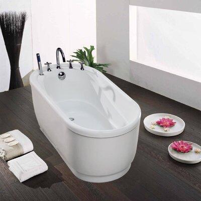 extra deep whirlpool tub wayfair