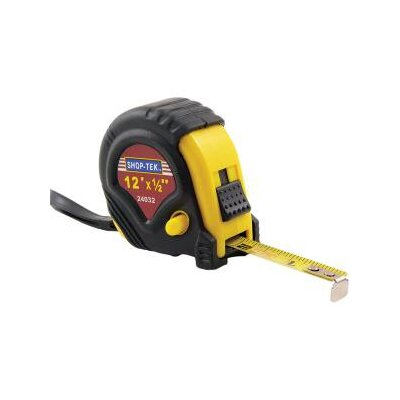Shop-Tek 12' Tape Measure