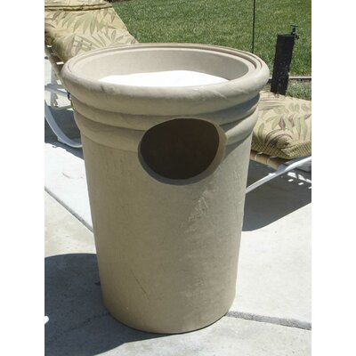Qualarc Trash and Tray Receptacle Kit