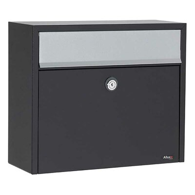 Qualarc Allux Rectangular Locking Mailbox