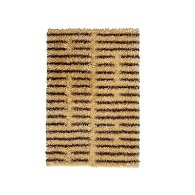 Noble House Pearl Brown/Beige Rug
