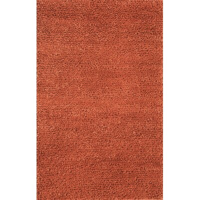 Noble House Spectra Rusty Red Rug