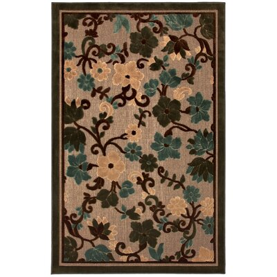 Mohawk Select Terrace Tropical Garden Rug