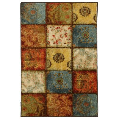Mohawk Select Free Flow Artifact Panel Rug