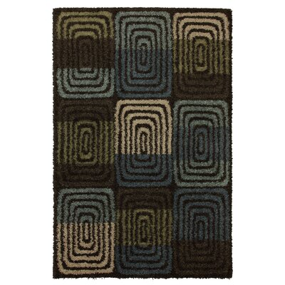 Mohawk Select Sinclair Multi Orbit Shag Rug