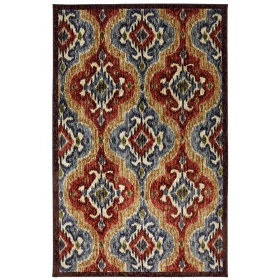 Mohawk Select New Wave Multi Primary Ikat Rug