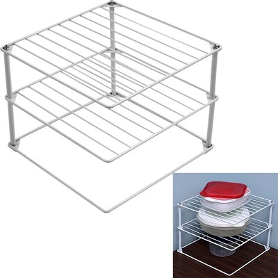 Chef Buddy Corner Storage Rack