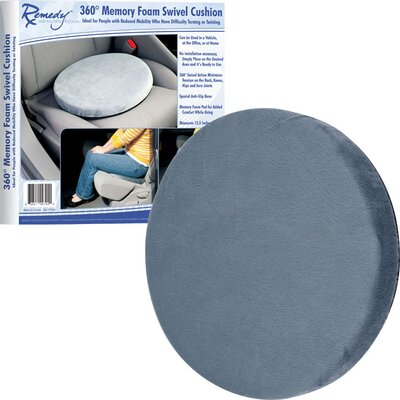 Memory Foam Swivel Cushion