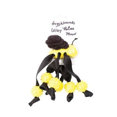 Wiley The Bee Dog Toy