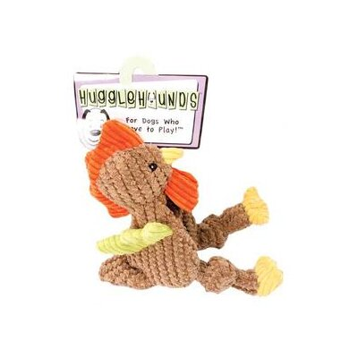 Mini Rooster Knottie Dog Toy