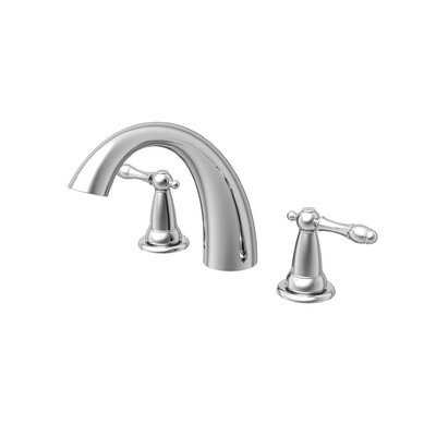 Estora Varese Double Handle Deck Mount Roman Tub Faucet