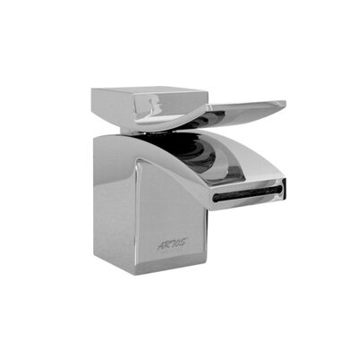 Quarto Single Hole Waterfall Faucet with Single Handle - F201-3
