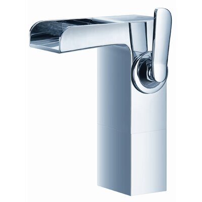 Artos Kascade Single Hole Waterfall Bathroom Sink Faucet with Single Handle