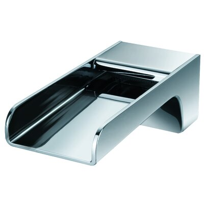 Artos Kascade Wall Mount Tub Spout Trim