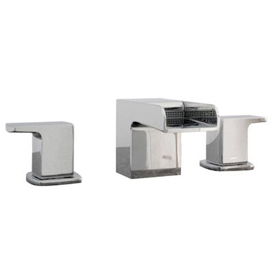 Artos Kascade Widespread Bathroom Sink Faucet with Cold and Hot Handles