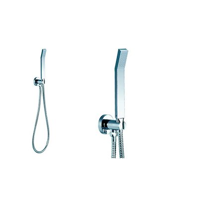 Artos Flexible Hose Hand Shower Kit with Slide Bar