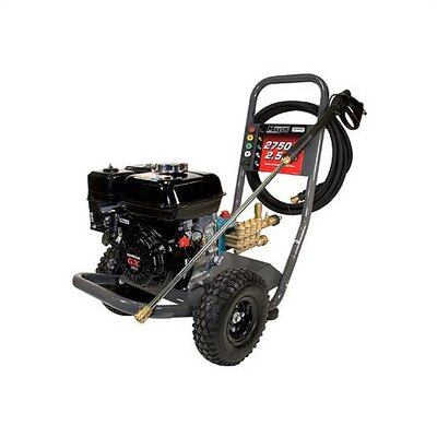 Maxus 2750 PSI, 2.5 GPM, Pressure Washer with GCV160 Honda Engine