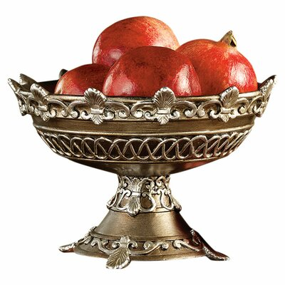 Design Toscano King Arthur's Vessel of Avalon Centerpiece Bowl