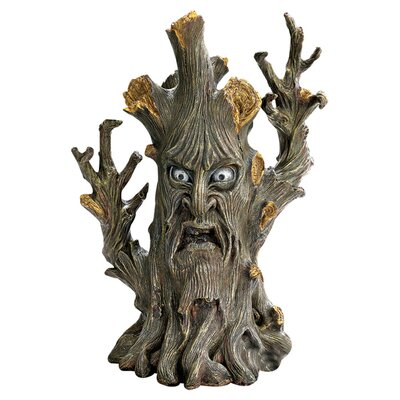Design Toscano Bark The Black Forest Ent Tree Statue
