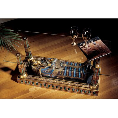 Egyptian Glass Table Wayfair