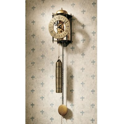 The Templeton Regulator Wall Clock
