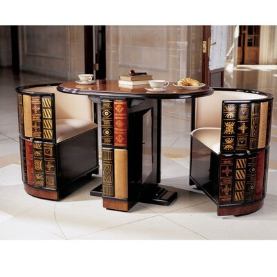 Design Toscano 3 Piece Dining Set