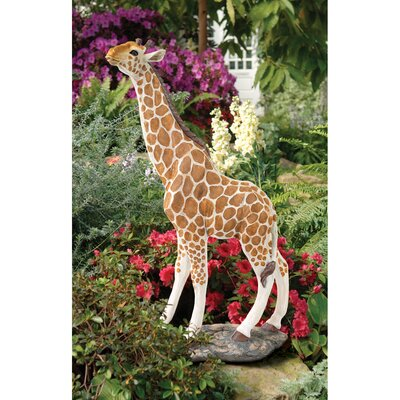 Design Toscano Gerard The Giraffe Statue