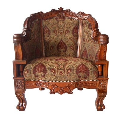 Gentlemen's Drawing Room Chair