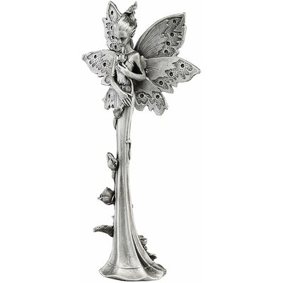 Natures Fairies Rose Figurine