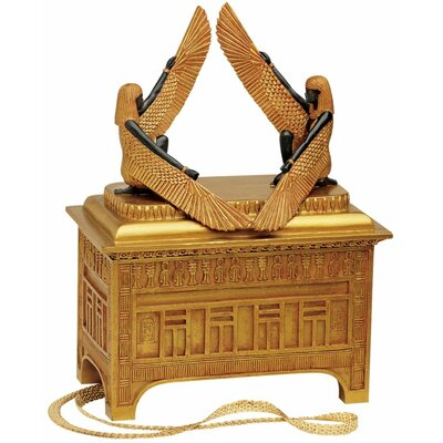 Design Toscano The Ark of the Covenant Grande Sculptural Box