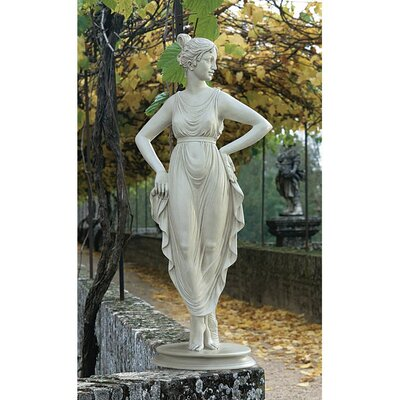 Design Toscano Empress Josephine's Dancer Statue