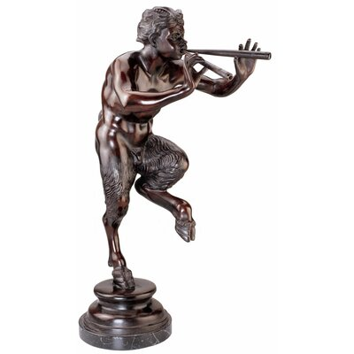 Design Toscano Pan, Greek God of the Forest Statue