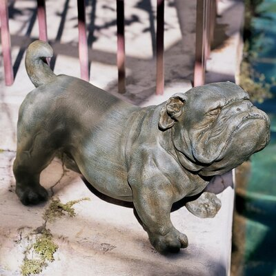 Design Toscano Brutus The English Bulldog Statue