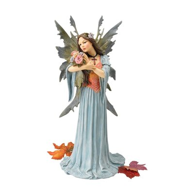 Design Toscano The Forest Fairies Skye Fairy Sculpture