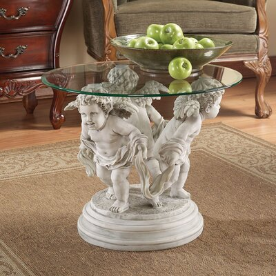 Bernini's Cherubs Coffee Table