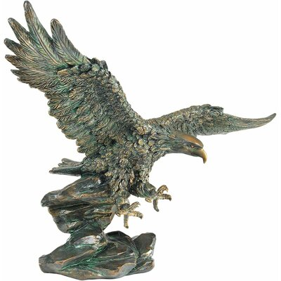 Design Toscano Victory's Eagle Sculpture by Samuel Lightfoot