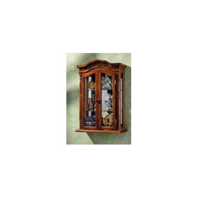 Design Toscano Beacon Hill Wall Curio Cabinet