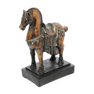 Design Toscano The Emperors Tang Horse Sculpture