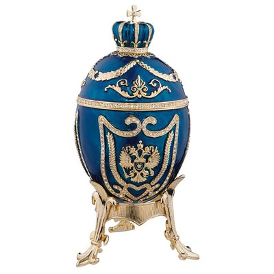 The Falkenburg Constance Enameled Egg