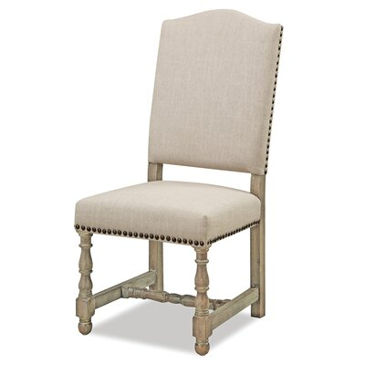 Tudor High-Back Side Chair