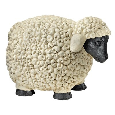 Counting Sheep Garden Statue