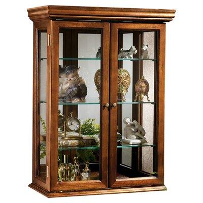 Design Toscano Wall Curio Cabinet