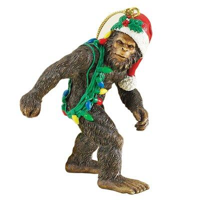 Design Toscano Bigfoot the Holiday Yeti Ornament & Reviews ...