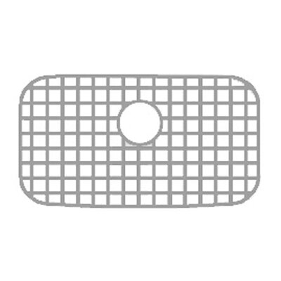 Whitehaus Collection Noah Grid for 30.5&quot; x 18.25&quot; Single Bowl Undermount Kitchen Sink