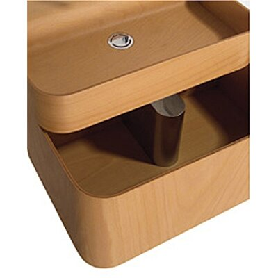 Whitehaus Collection Aeri Wood Unit Drawer for Basin