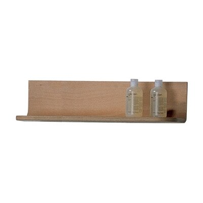 Wood Shelves Bathroom Storage Wayfair