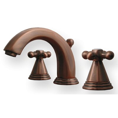 Blairhaus Widespread Truman Bathroom Faucet with Double Cross Handles - 514.141WS