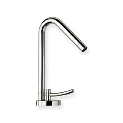 Whitehaus Collection Metrohaus Single Hole Bathroom Faucet Wih Single Handle