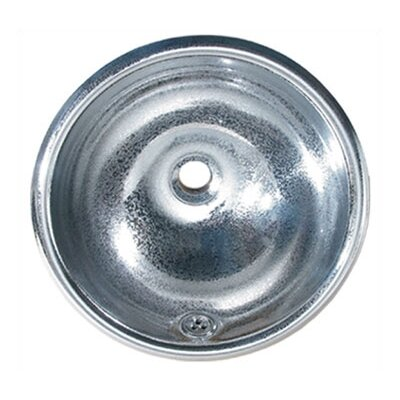 Whitehaus Collection Decorative Round Bathroom Sink