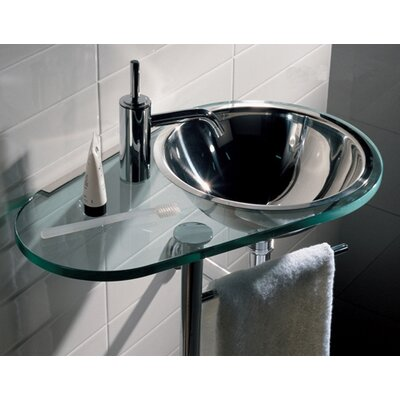 New Generation Aqua Counter Top Bathroom Sink - WHMINIAQUATR